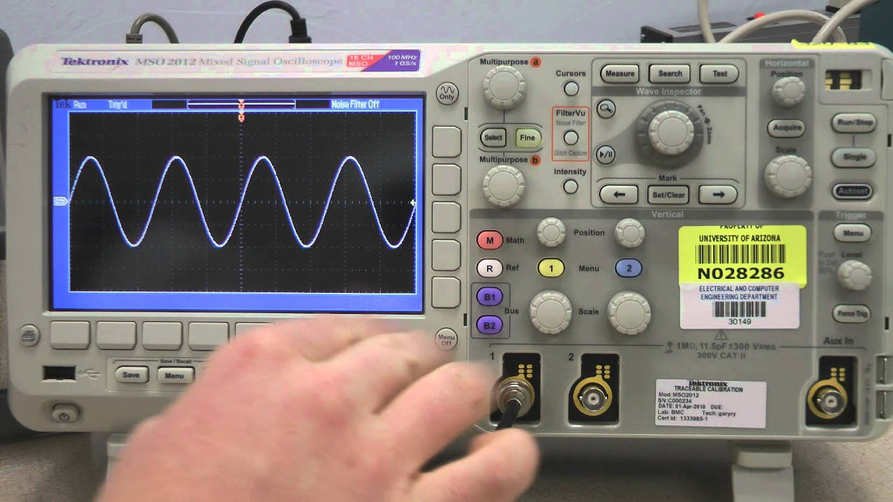 Electronic Lab Instruments : Introduction to ece laboratory equipment youtube