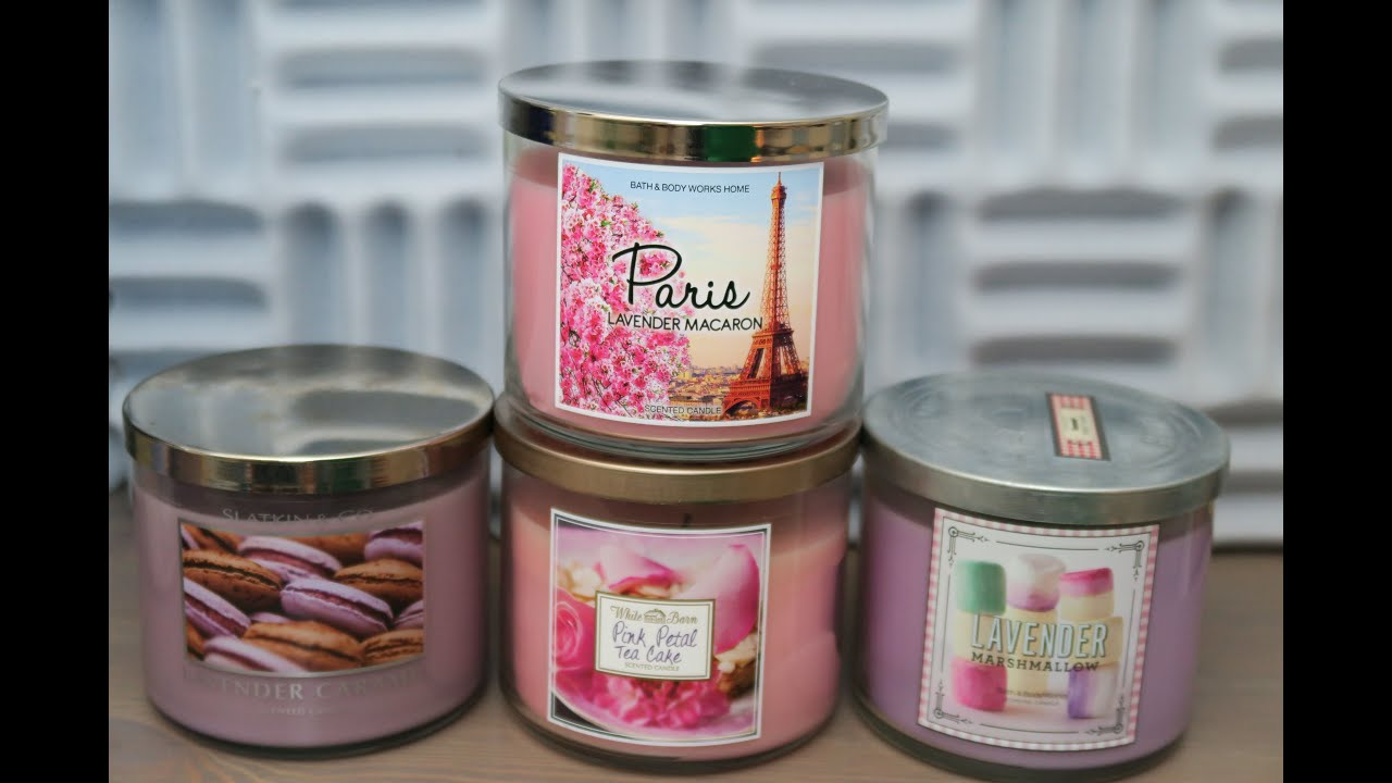 Macaron Candle Bath And Body Works Sketchdatanetco