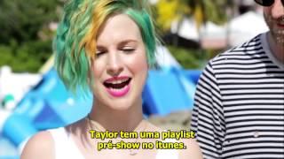 Paramore bei Cartoon Network ist Sommer [LEGENDADO] paramore.com.br