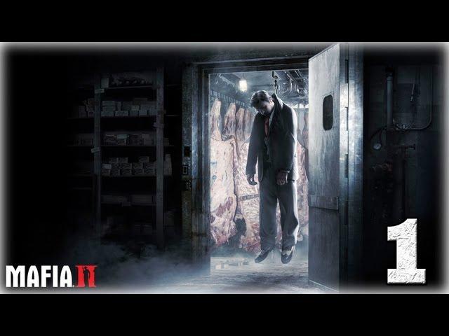 Смотреть прохождение игры Mafia 2. Joe's Adventures DLC. Серия 1 - Свидетель.