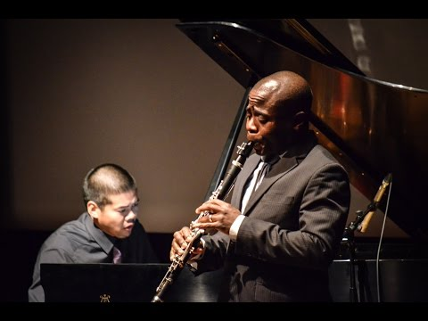 Anthony McGill: An Evening of Performance and Conversation