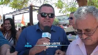 Geneziano declara apoio a Osmar Baquit Mauro Filho
