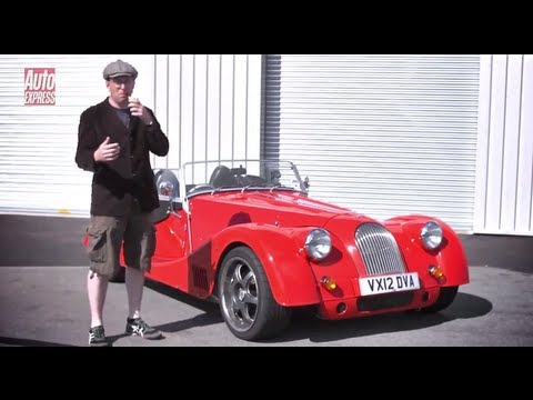 morgan motor company crafting a car from wood driven. Black Bedroom Furniture Sets. Home Design Ideas