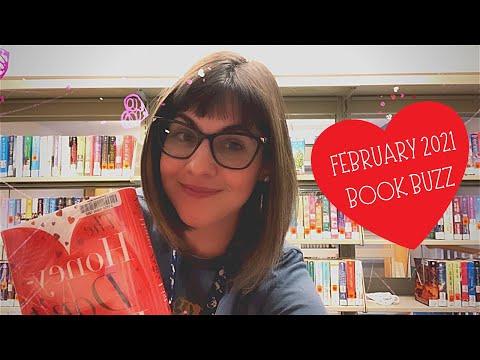 Flint Memorial Library February 2021 Book Buzz