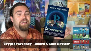 Cryptocurrency - Kickstarter - Board Game Review