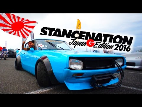 【Stance】2016 stancenation japan G edition nagasaki【USDM】Shoot & edit by Infection