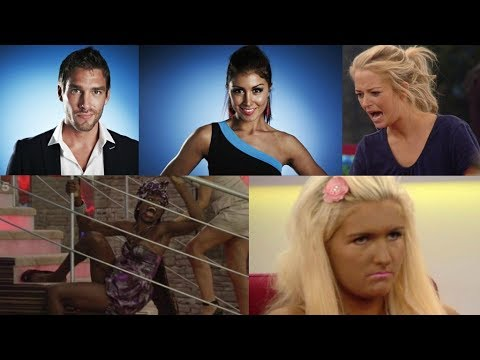 Big Brother 12 UK - All Drama/Funny Moments