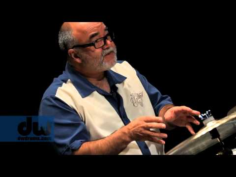 Peter Erskine - DW Jazz Series Kit