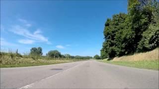 Normandie 2014 - von Arromanches-les-Bains nach Bernières-sur-Mer