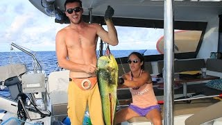 Sailing to the Galapagos Islands - Chase the Story 35