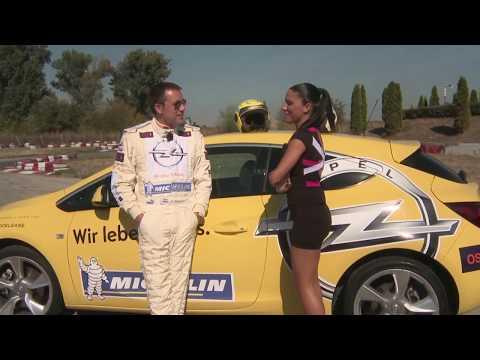Opel VIP Challenge by Michelin 2012 - Sandra Afrika - Cela emisija HD