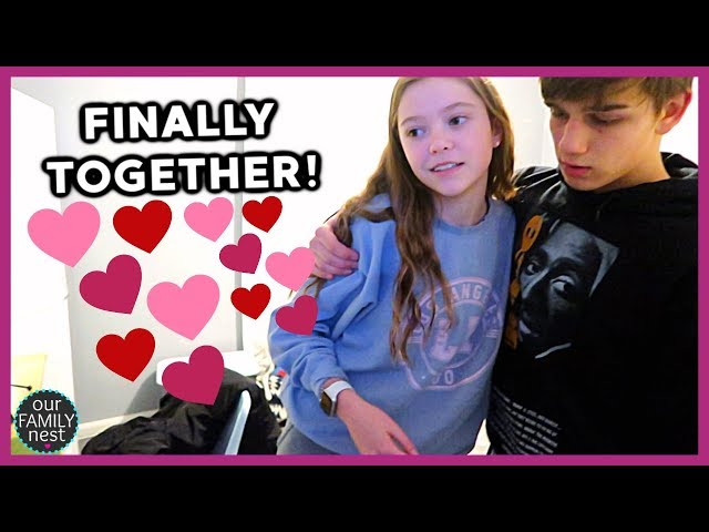 FINALLY TOGETHER!! SNEAKING INTO ASHA'S HOUSE!