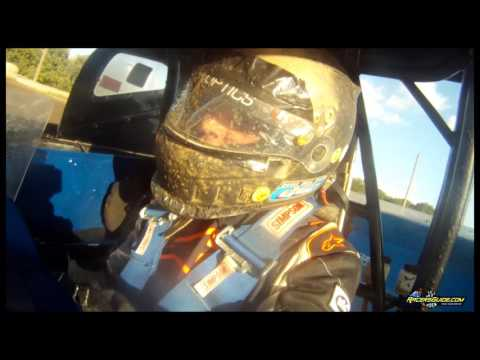 ON-BOARD: Ride along with Modified Racer Danny Bouc at Bridgeport Speedway