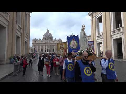 Rome Synod Procession 2019