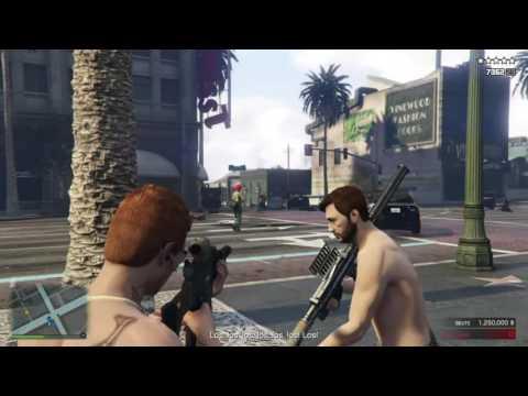 GTA 5 Online: SCHNELL EINFACH UND LEGAL Pacific Standard RAUB abschließen | RiskIsFun