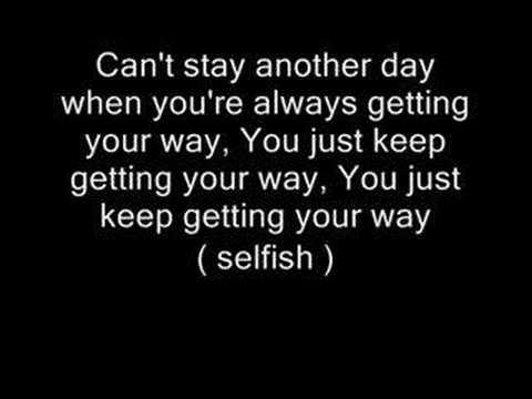 Asia Cruz - Selfish