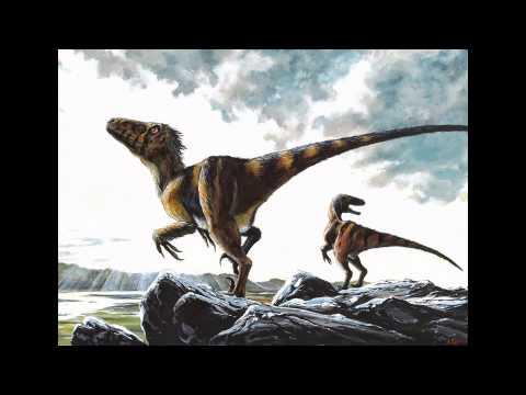 My Deinonychus Tribute