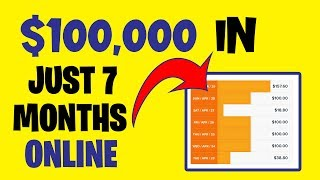 How To Start Affiliate Marketing ($0 To $100,000 In 7 Months PROOF)