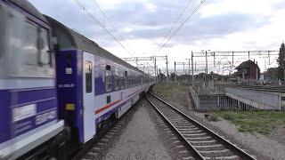 Pociąg TLK Bryza opóźniony 850 minut !!