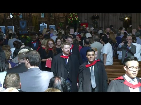 UWS Paisley Graduation 12th July 11am