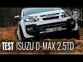 Sk?d si? wzi??a popularno?? pickup'ów? - test ISUZU D-MAX DARK - WAC.TV