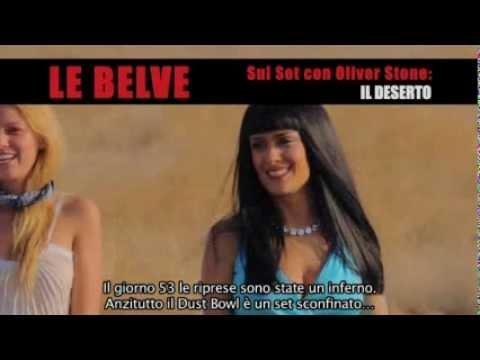 Con Oliver Stone Sul Set De Le Belve: Le Riprese Nel Deserto (sottotitoli In Italiano)