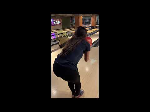 Bowling 101: How to throw a bowling ball straight!!