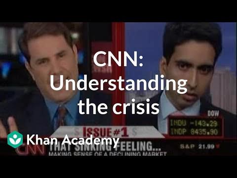 CNN: Understanding the Crisis