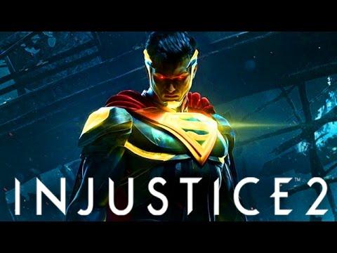 LETS PLAY INJUSTICE 2!! - Injustice 2: Online Beta Gameplay Superman, Supergirl, Atrocitus & Batman