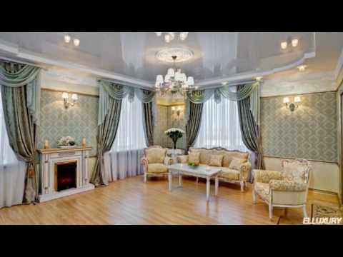 Купить готовые шторы для гостиной м ПАВЕЛЕЦКАЯ, СЕМЕНОВСКАЯ!