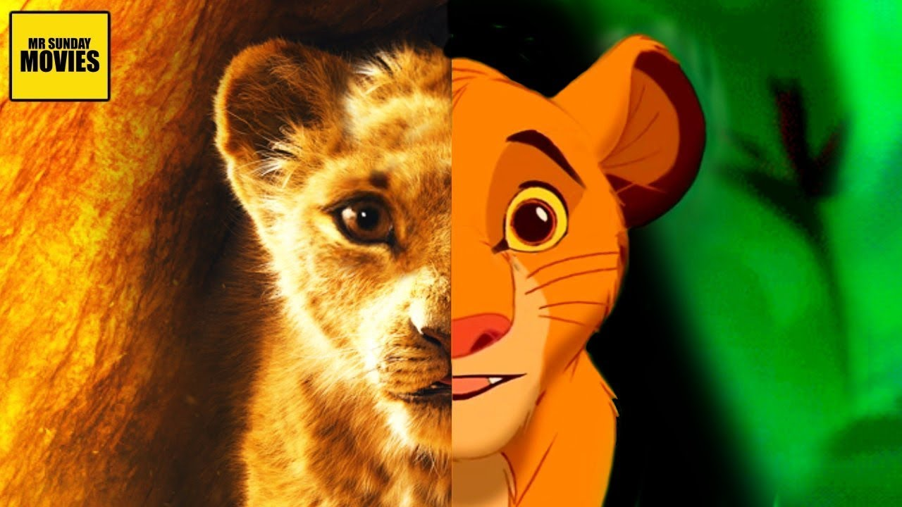 can the lion king be replicated youtube