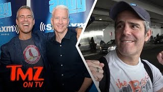 Andy Cohen Shades Kathy Griffin!! | TMZ TV