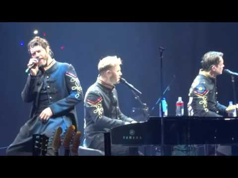Take That – Back For Good - 13 May 2017 Glasgow HD