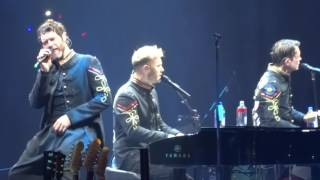 Take That Back For Good 13 May 2017 Glasgow HD