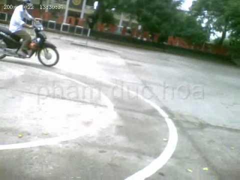 THI LẤY BẰNG  A1 (Lái xe máy ) -DUC HOA