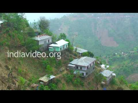 Nagaland �a north-eastern state of India