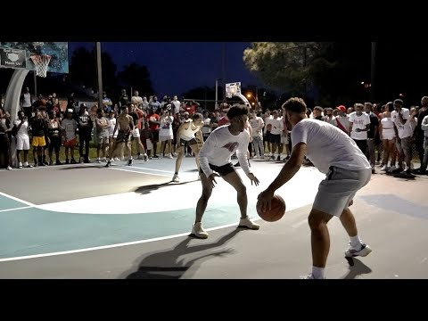 I TOOK OVER The Park In MEMPHIS With REAL Hoopers...(Mic'd Up 5v5)