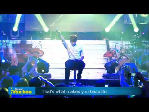 Isaac (365) -- What makes you beautiful (Live The Cover Show)