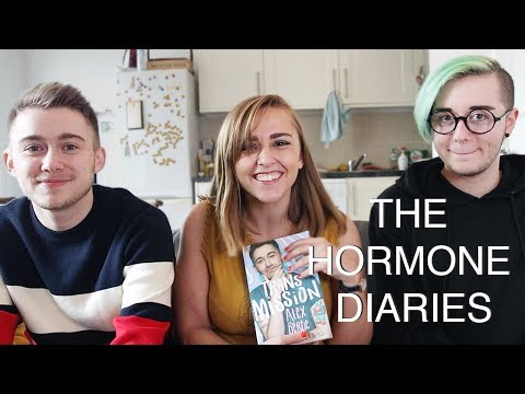 Being Trans and Testosterone | The Hormone Diaries Ep. 14 | Hannah Witton