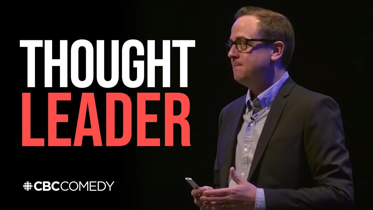 This fake TED Talk about nothing might be the best you've
