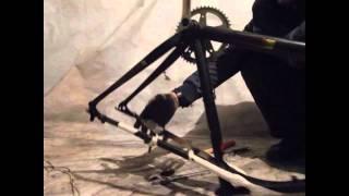 Как снять педаль велосипеда, если не помог съемник...(Хэй-Хэй!! Привет! сегодня будет чисто техничное видео. Я постараюсь снять крепко