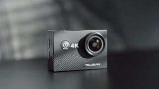 TEC.BEAN 4K Action Camera - REVIEW!!!