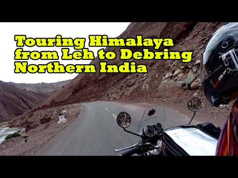 #24 Himalaya Tour from Leh to Debring 122 Km Northern India