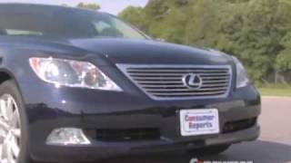 2007-2012 Lexus LS 460L | Consumer Reports