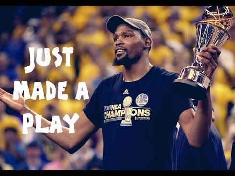 Kevin Durant Mix - Just Made A Play ᴴᴰ