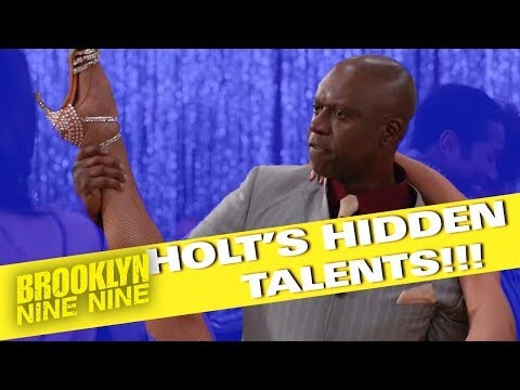 Holt's Hidden Talents | Brooklyn Nine-Nine