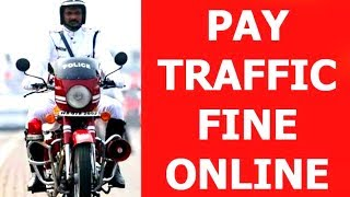 How to Pay Online Traffic Challan in Delhi || e-Challan Payment