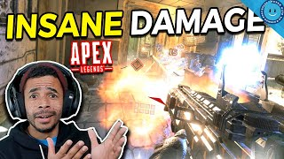 Apex Legends Energy Weapons Are EXTREMELY UNDERRATED! (Energy Only Challenge! - Gameplay)