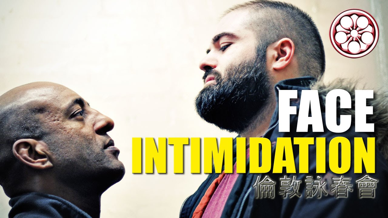 what makes someone intimidating