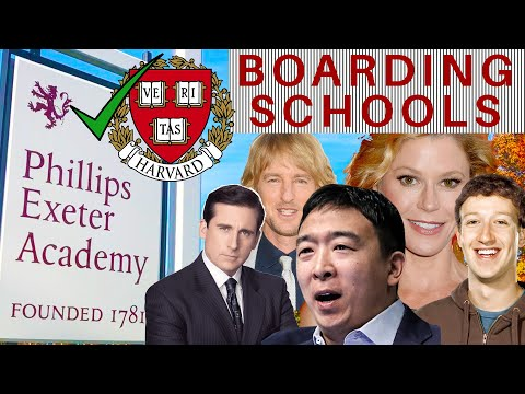 Boarding Schools In The USA (DOCU) Phillips Exeter + CRMS